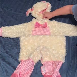 Ruby's Lamb 🌸 infant halloween 🎃 costume